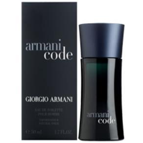 Giorgio Armani Code Perfume Masculino Eau de Toilette 125 Ml