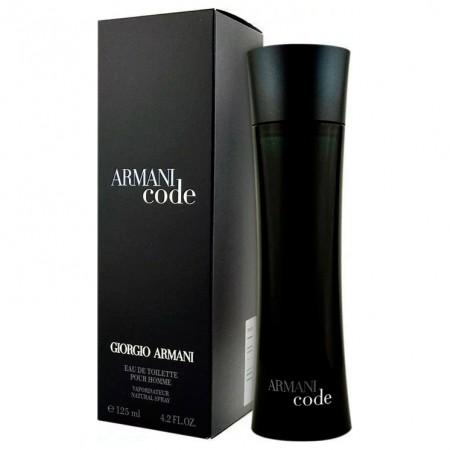 Giorgio Armani Code Perfume Masculino - Eau de Toilette 125ml