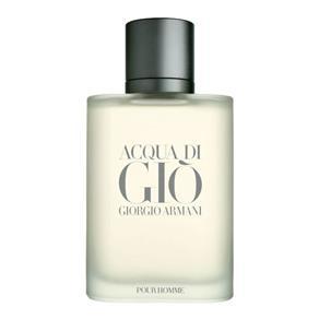 Giorgio Armani Perfume Masculino Acqua Di Gio Pour Homme Eau de Toilette - 100ml