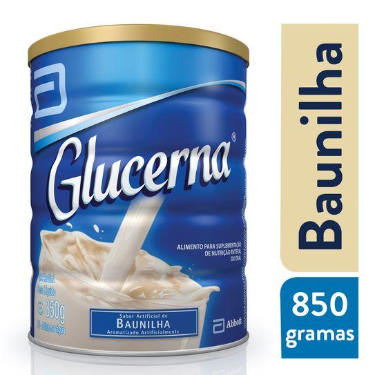 Tudo sobre 'Glucerna Po Baunilha 850g'