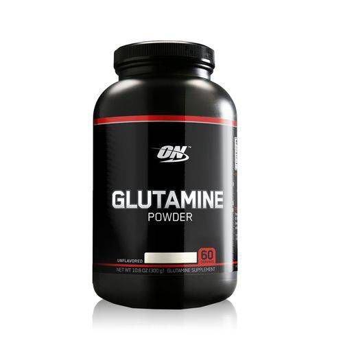 Glutamina (300g) Black Line - Optimum Nutrition