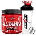 Glutamina 300g + Coqueteleira - Integralmedica