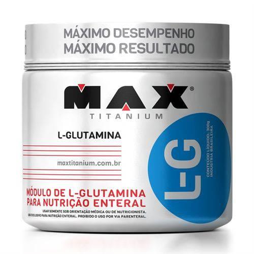 Glutamina - 150g - Max Titanium