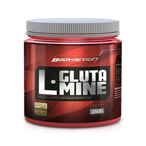 Glutamina - Body Action - 150g- Sem Sabor