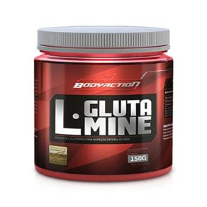 Glutamina - Body Action - 300g- Sem Sabor