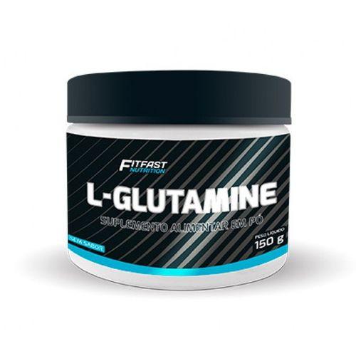 Tudo sobre 'Glutamina Fit Fast - 300gr'