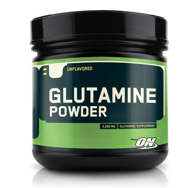 Glutamina GLUTAMINE POWDER - Optimum Nutrition - 600grs