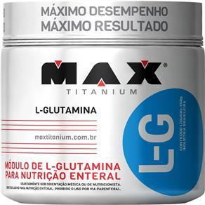 Glutamina Max Titanium - 150g