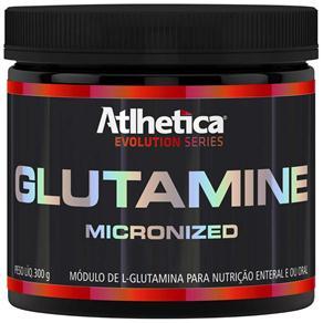 Glutamina Micronizada Atlhetica Evolution - 300g