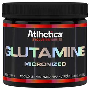 Glutamina Micronizada - Atlhetica Nutrition
