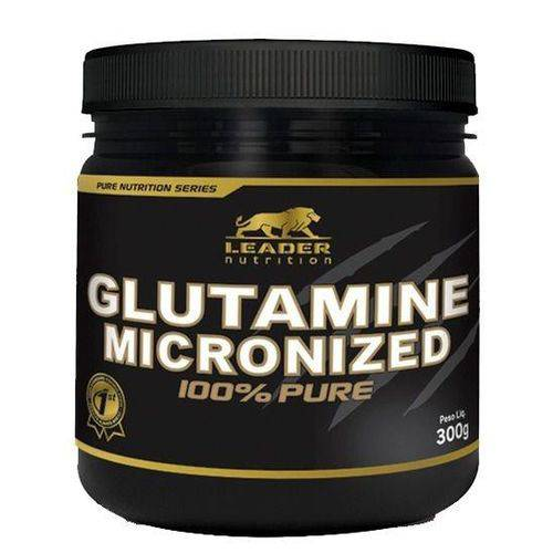 Tudo sobre 'Glutamina Micronized 300g Leader Nutrition'