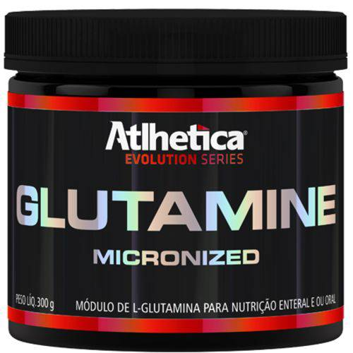 Tudo sobre 'Glutamina Micronized (300g)'