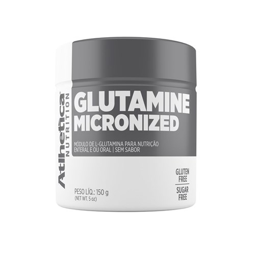 Glutamina Micronized 150g - Atlhetica