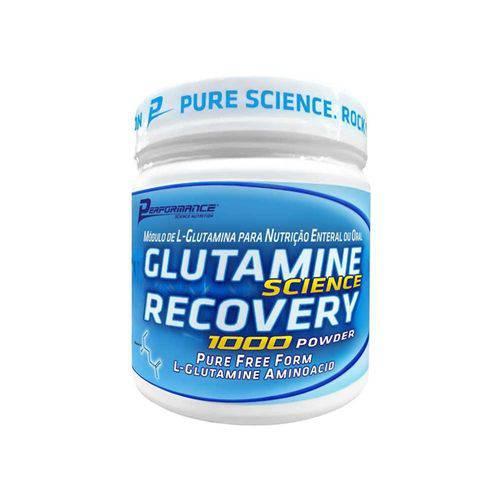 Glutamina Recovery 1000 Powder 300g - Performance Nutrition