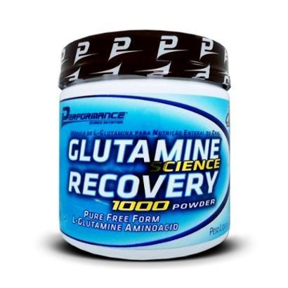 Glutamina Science 1000 Powder Performance Nutrition - 300g
