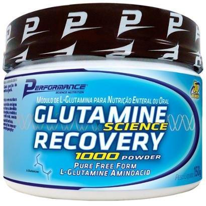 Glutamina Science 1000 Powder Performance Nutrition - 150g