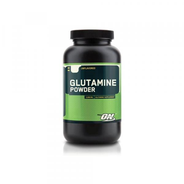 GLUTAMINE 5000mg POWDER 300g - Optimum Nutrition