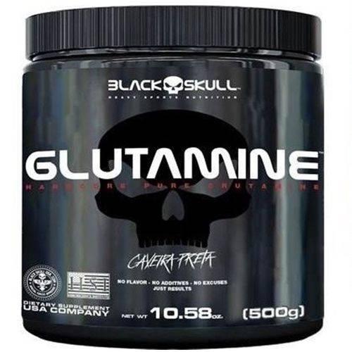 Tudo sobre 'Glutamine Caveira Preta'