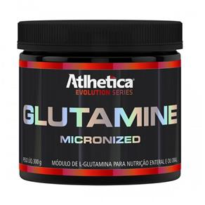 Glutamine Micronized - Atlhetica - 300g