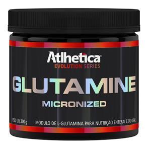 Glutamine Micronized Atlhetica Nutrition - Natural - 300 G