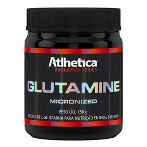 Glutamine Micronized Atlhetica Nutrition - Natural - 150 G