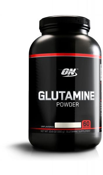 Glutamine Powder Black Line (300g) - Optimum Nutrition