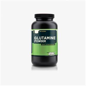 Glutamine Powder Optimum Nutrition - Sem Sabor - 300 G