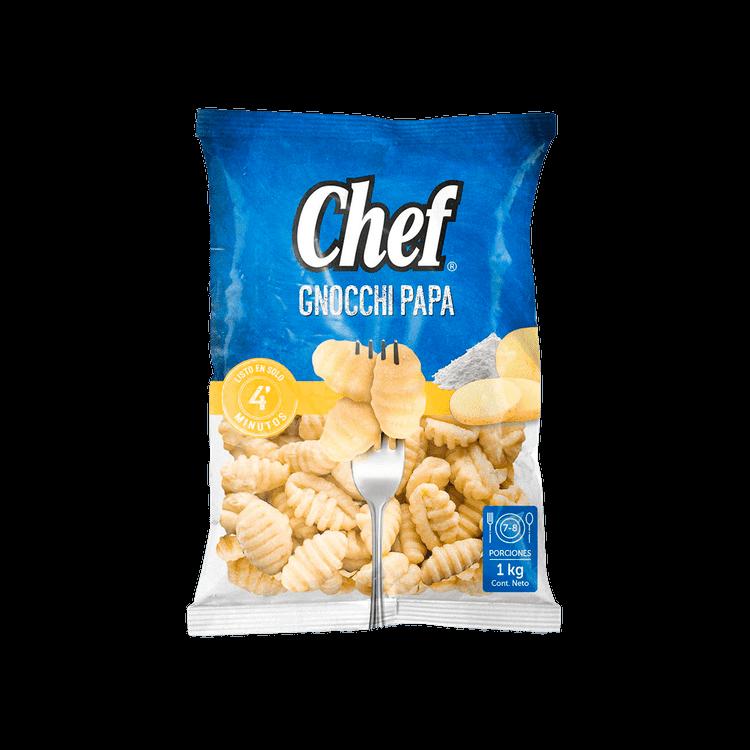 Gnocchi de Papa Chef 1 Kg