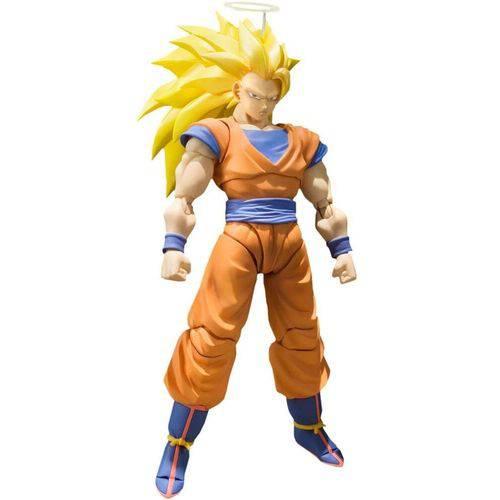 Tudo sobre 'Goku Super Saiyan 3 S.h. Figuarts Dragon Ball Z Bandai'