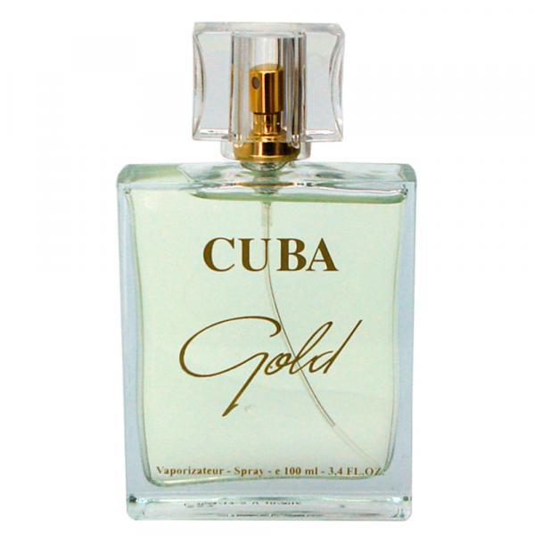 Gold Cuba Cuba Paris - Perfume Masculino - Eau de Parfum