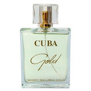 Gold Cuba Eau de Parfum Cuba Paris - Perfume Masculino - 100ml - 100ml
