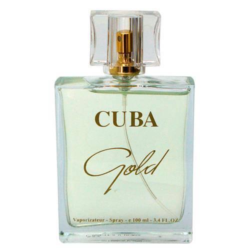 Gold Cuba Eau de Parfum Cuba Paris - Perfume Masculino
