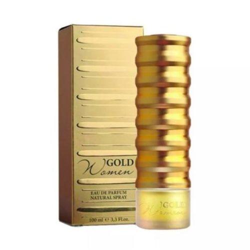 Gold Women Eaud de Parfum New Brand 100ml