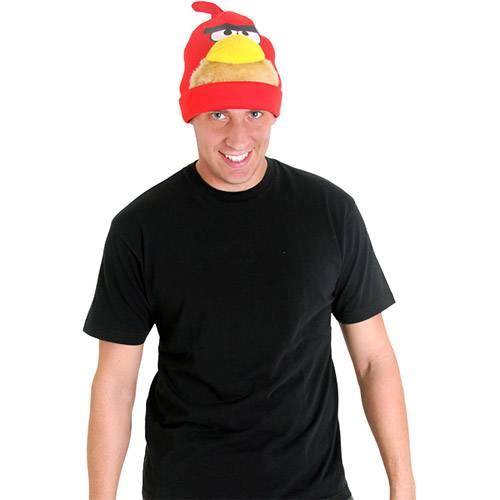 Tudo sobre 'Gorro Angry Birds Adulto Passáro Vermelho Sulamericana Fantasias'