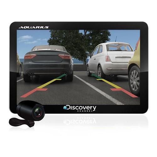 """Tudo sobre 'GPS Automotivo Discovery Channel 4.3"""" MTC3842 com TV e Câmera de Ré'"""