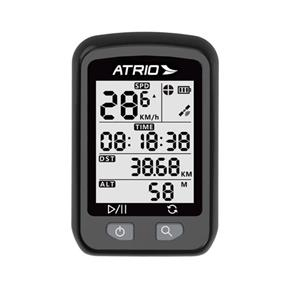 GPS para Ciclismo - Atrio BI091 - Preto
