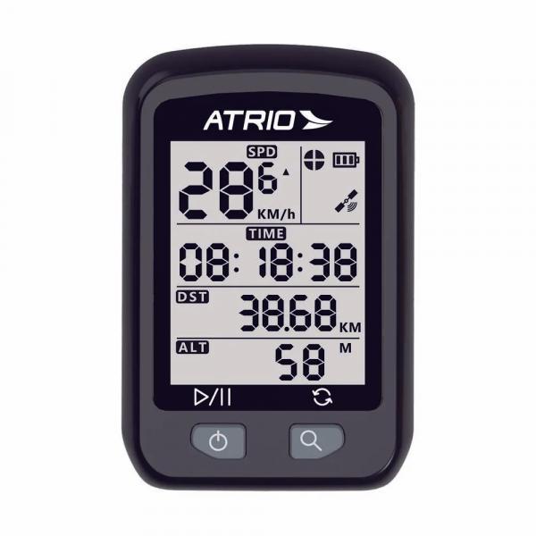 Gps para Ciclismo Atrio Iron - Bi091 - Multilaser