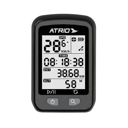 Gps para Ciclismo Atrio Iron Multilaser