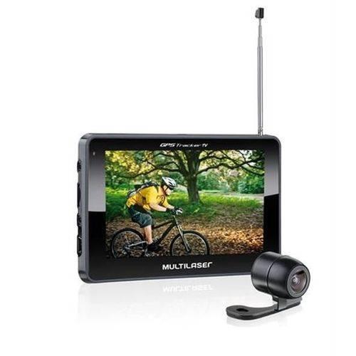 Tudo sobre 'Gps Tracker Iii com Camera de Re e Tv Multilaser - Gp035'