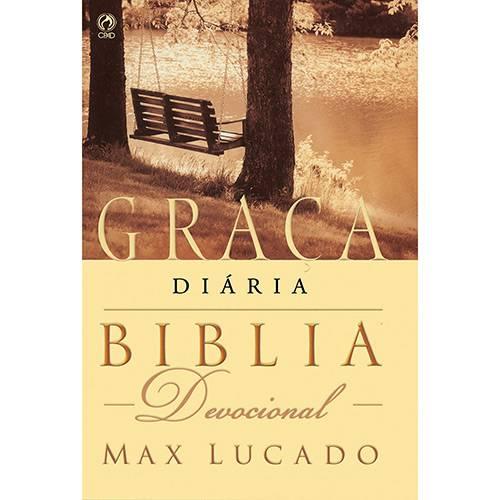Graça Diária: Bíblia Devocional