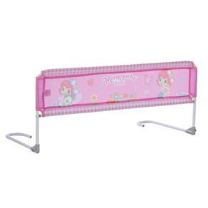 Grade de Proteção Cama Infantil Moranguinho - Rosa
