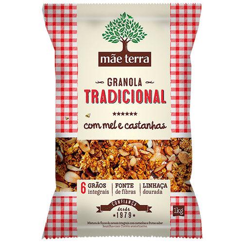 Granola Tradicional Mãe Terra 1kg
