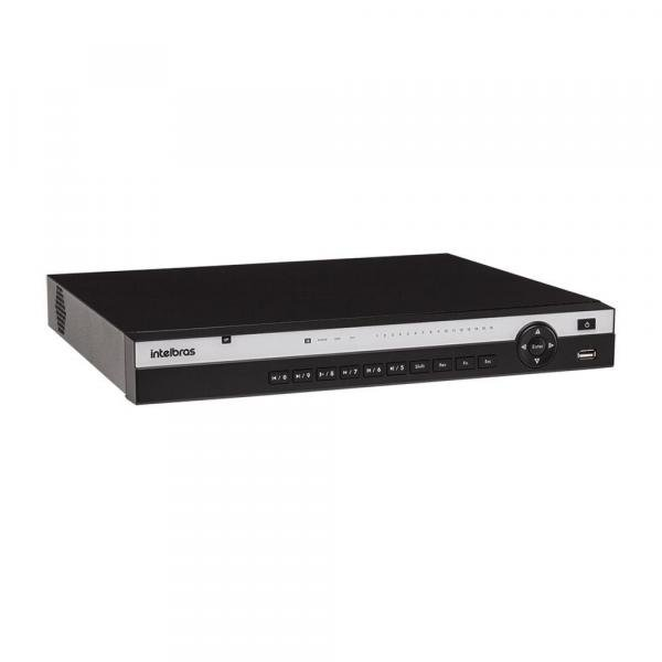 Gravador Digital Intelbras NVD 3116 P 4k 16Ch HDMI POE