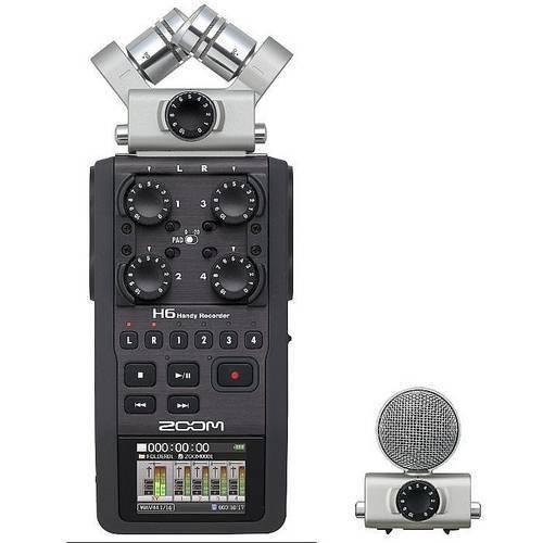 Tudo sobre 'Gravador Zoom H4n Pro Handy Recorder'