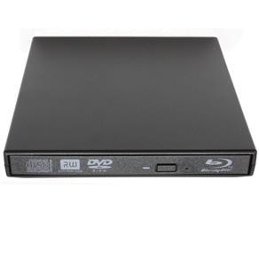 Gravador e Leitor de Blu-ray 3d e Cd Dvd Usb Slim Externo