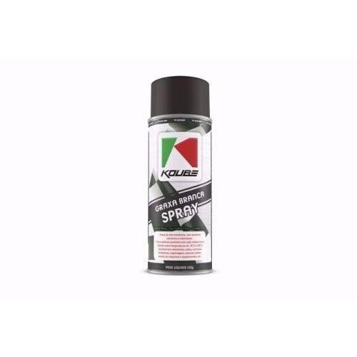Tudo sobre 'Graxa Branca Koube Spray 300ml'