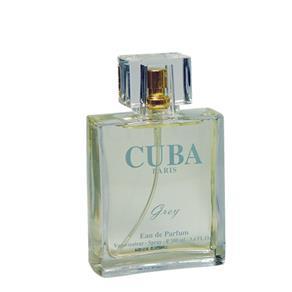 Grey Eau de Parfum Cuba Paris - Perfume Masculino - 100ml - 100ml