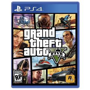 Gta 5 Grand Theft Auto V Ps4