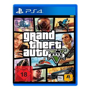 GTA 5 - GTA V - Grand Theft Auto V - PS4
