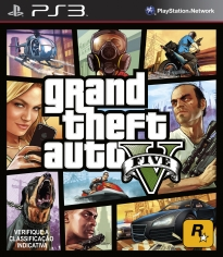 Gta - Grand Theft Auto V - Ps3 - 1
